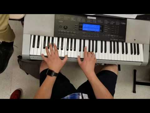 Sharswood School Song- Piano part