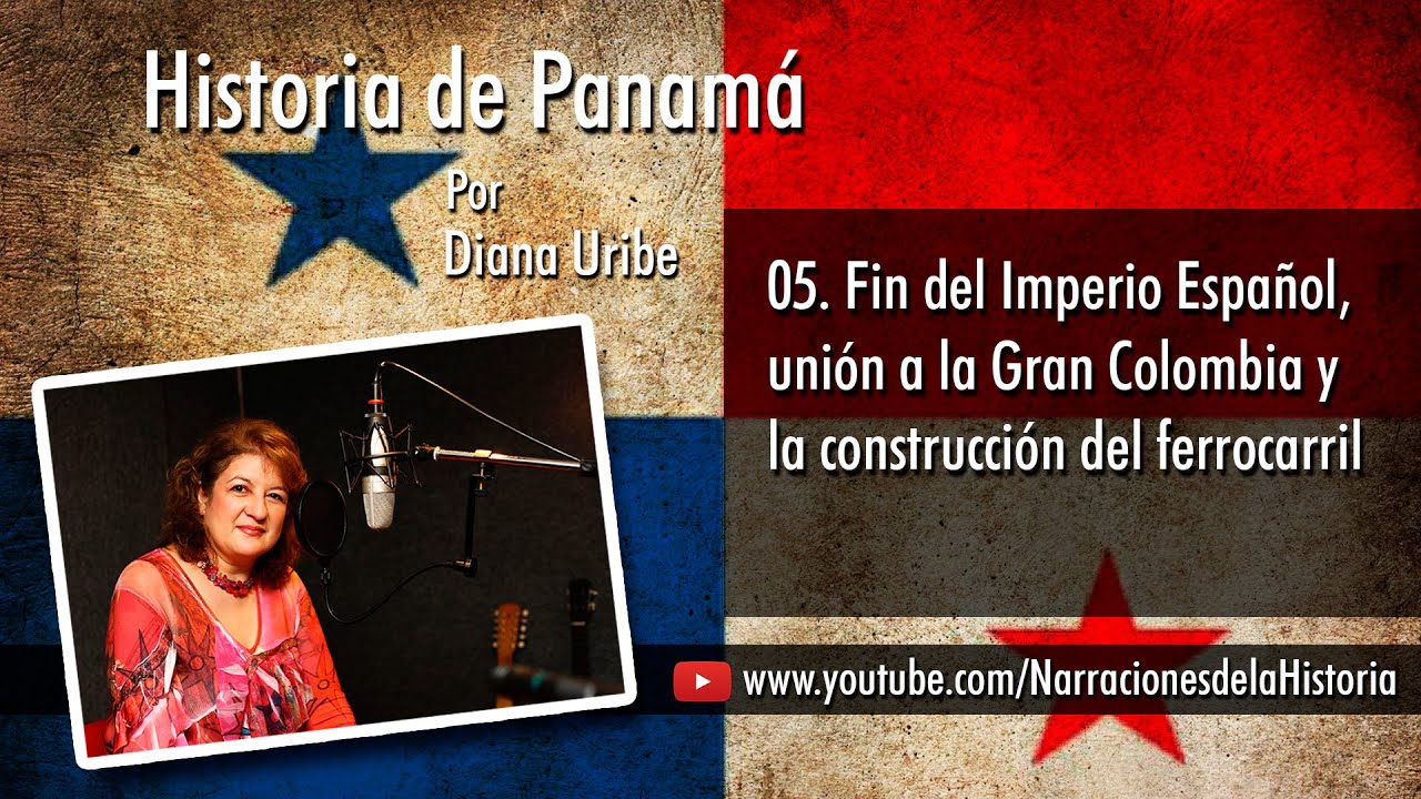 05. Fin Del Imperio Español, Union A La Gran Colombia Y La