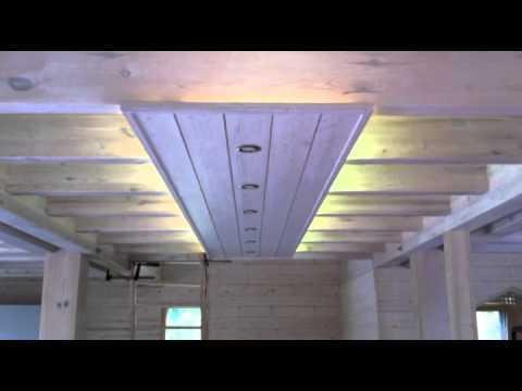 eclairage indirect a leds youtube. Black Bedroom Furniture Sets. Home Design Ideas