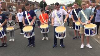 Saltcoats Protestant Boys. - 12/07/15 (2)