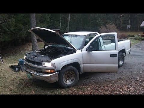Chevy Silverado Restoration Time Lapse
