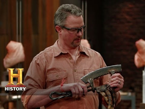 forged in fire s1 e1