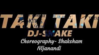 TAKI TAKI - DJ Snake ft- Selena Gomez (kites dance centre)