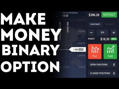 Binary Options – Binary Options Trading with Binary Option Strategy (Binary Options 2016)