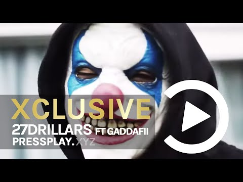 27Drillars Ft Gaddafii - Storia Verdade 🇳🇱 (Music Video) Prod By Jumarioo | Pressplay