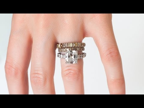 How To Clean Diamond Jewelry