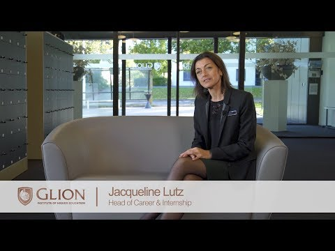 Glion students' journey to successful careers