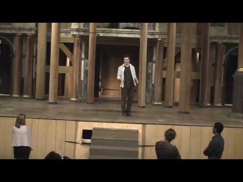 Globe Theatre Monologue - Gratiano in The Merchant of Venice