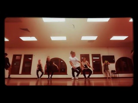 Candy shop by 50cent monday hip hop class