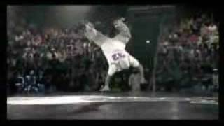 Hong 10 vs. Machine @ Red Bull BC One 2005