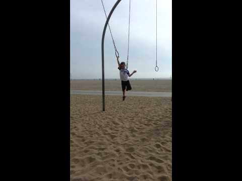 Anthony @ Santa Monica park