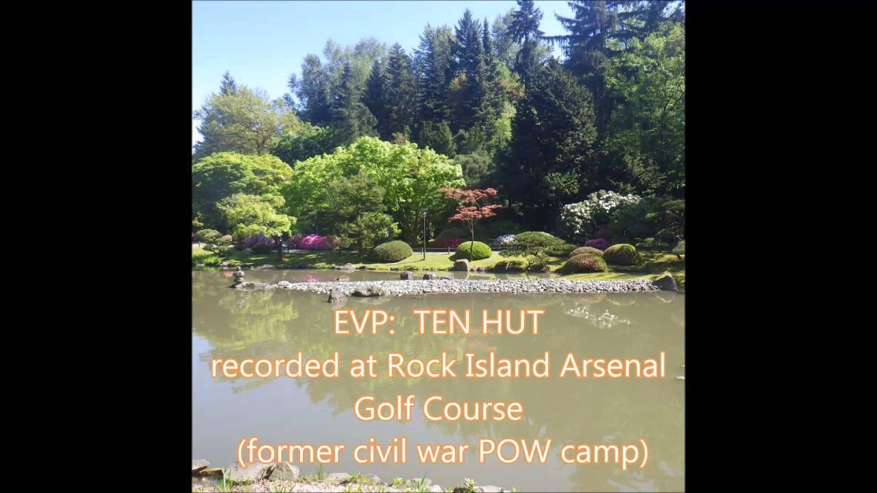 Rock Island Pow Camp Civil War