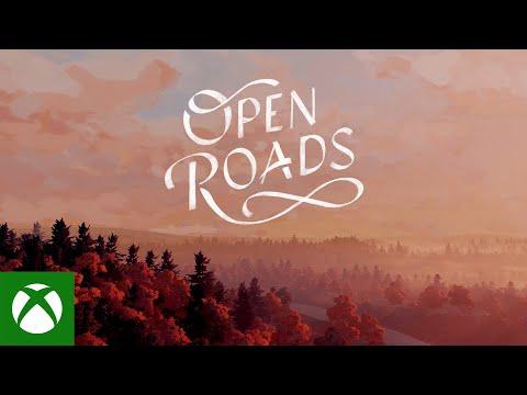 OPEN ROADS | Teaser Trailer