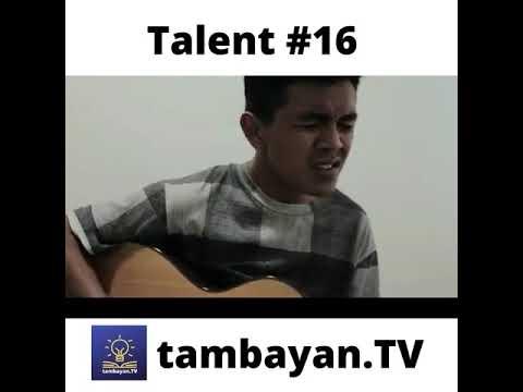 Tambayan TV Got Talent I Mendoza Kyle Prynne