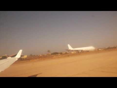 ✈ Medavia air landing from Malta International Airport to Mitiga 2  BY ALGADDAR