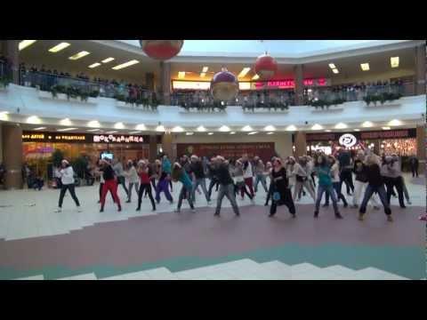 Видео, Супер флешмоб в Москве