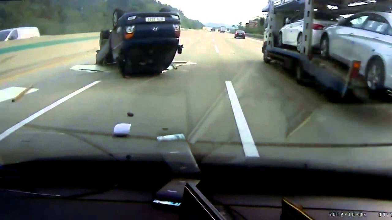 Cars out of control crash compilation