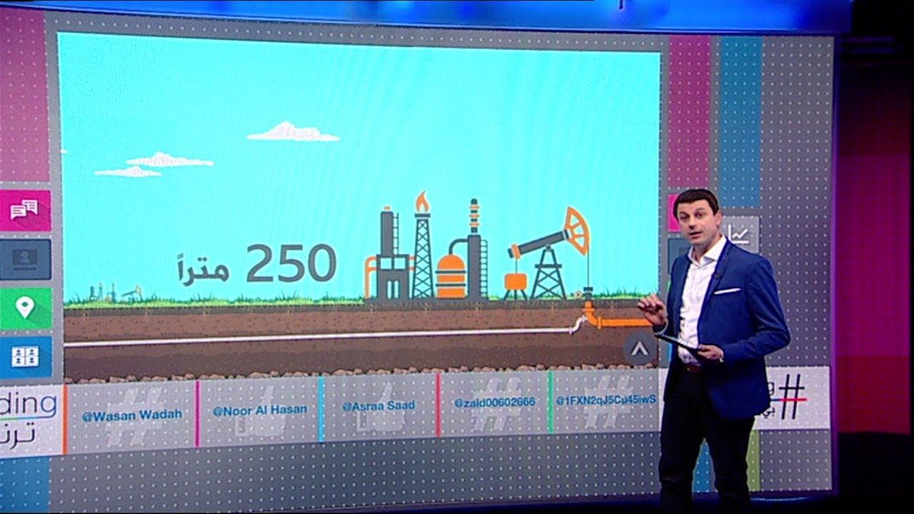 عراقي يبتكر طريقة لسرقة النفط الخام من خط أنابيب رئيسي