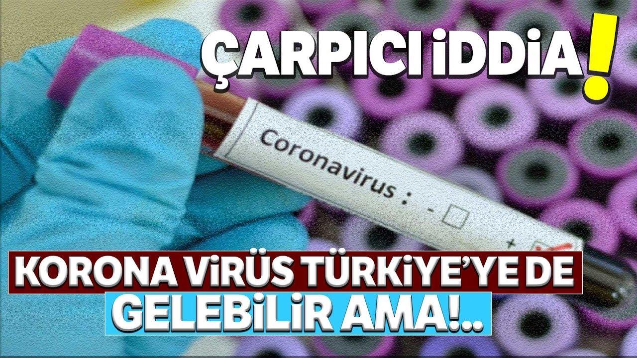 Doç. Dr. Oytun Erbaş'tan Korona Virüs ile İlgili Çarpıcı Açıklamalar