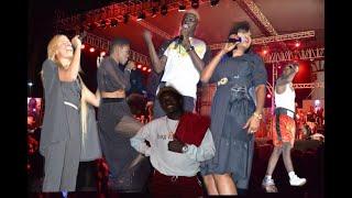 Ngaaka Blindé ! prestation des artistes à l'aréne nationale