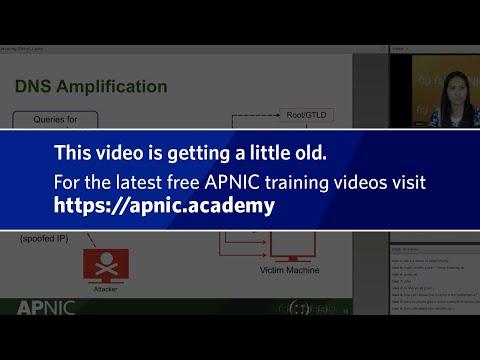 eDNS02 Reverse DNS Delegation - YouTube