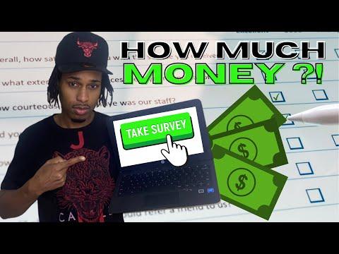 I Spent 3 Hours Doing Online Surveys (How Much I Made Doing Surveys For Money)