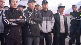 Митинг по-иссыккульски