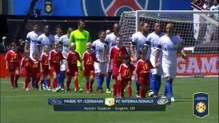 ICC 2016 Highlights: FC Internazionale vs. Paris Saint-Germain