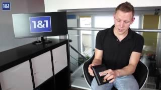 1&1 Hands-On: 1&1 WLAN-Modem VDSL (AVM FRITZ!Box 7412)