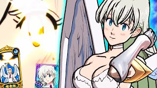 A TOP TIER FUN UNIT!! NEW ANNIVERSARY GODDESS ELIZABETH SHOWCASE! | Seven Deadly Sins: Grand Cross
