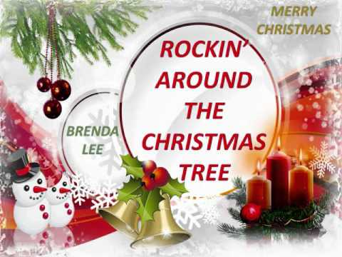 Brenda Lee - Rockin' Around The Christmas Tree - YouTube