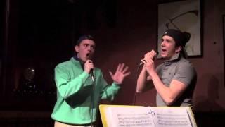 """""""The Bro Duet"""" (Alexander Sage Oyen)"""