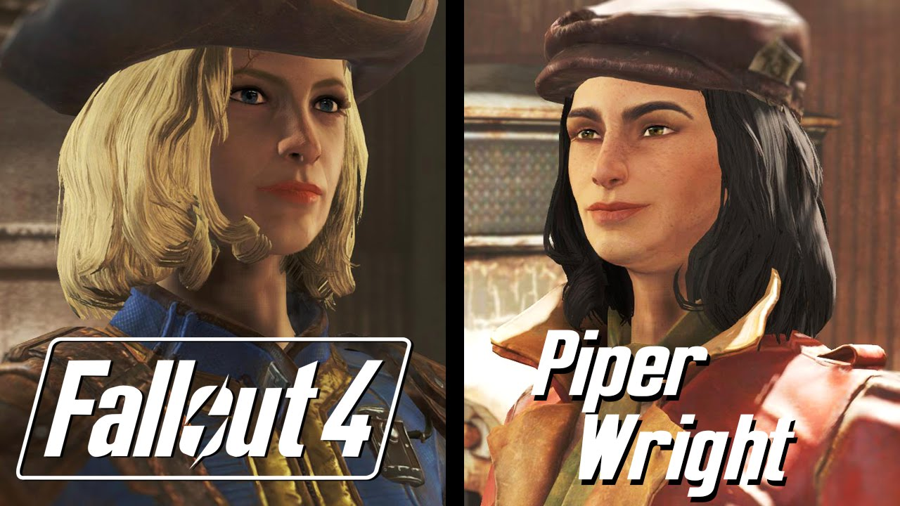 fallout 4 piper relationship dialogue