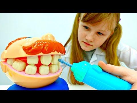 Игра Лечить зубы Играть и лечить зубы онлайн Игры для