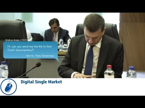 A Digital Single Market for Europe