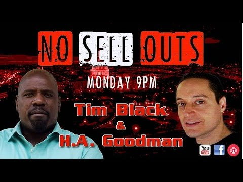#MLKDAY Brutally Honest Talk! #InaugurationBoycott with HA Goodman #NoSellOuts