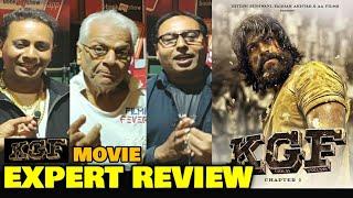 KGF Chapter 1 Movie | EXPERT REVIEW On Public Demand | Rocking Star Yash | Admin Ravi Gupta