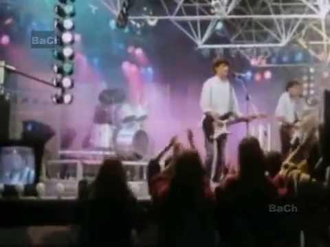 *INDIANA* - HOMBRES G - 1986 (REMASTERIZADO)