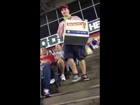 Texas rangers baseball hotdog guy
