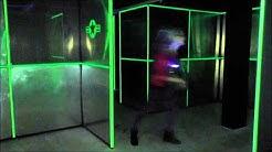 Instruktionsvideo Laser Arena Basel