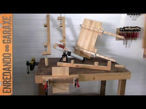 8 sargentos mordazas de carpinter a prensas de banco for Sargentos de madera