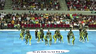UAAP Cheerdance Competition 2012 - FEU Cheering Squad
