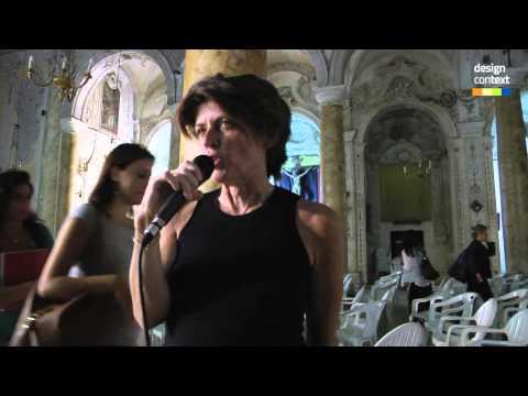Patricia Viel - Architects meet in Selinunte 2015