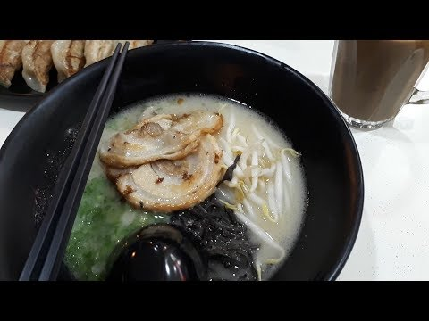 QuickBites : My New Favourite Supper Ramen Shop. Express Singapore at Fusion Food Dynasty, Foch Road