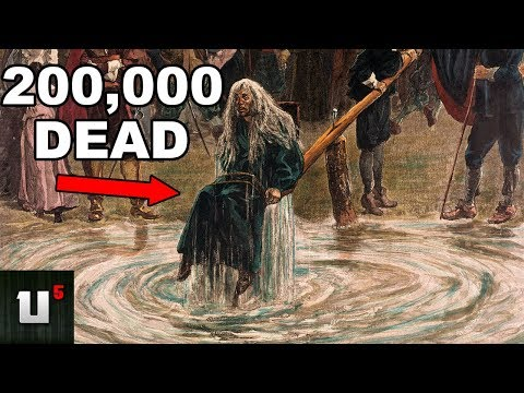 5 Most Sinister Witch Trials In History