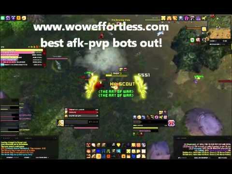 Wow Afk Bot