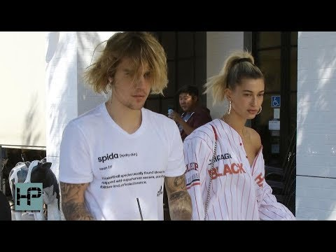 Disheveled Justin Bieber and Hailey Baldwin Out Following Selena Gomez Hospitalization