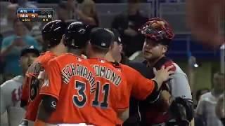 【MLB】世界一野球を楽しんでたマーリンズの放送席【音量注意】