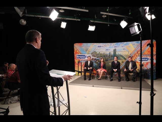 BronxTalk 13th CD Democratic Primary Debate