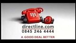 Direct Line Jingle UK 2000s